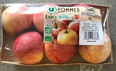 Pomme Gala - Product