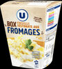 Box fussilli festonate aux fromages - Product