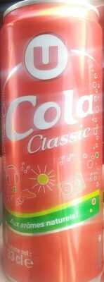 Cola regular - Product