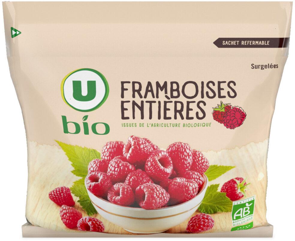 Framboises entières - Prodotto - fr