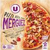 Pizza merguez - Produit