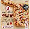 Pizza à partager poulet barbecue - Produit