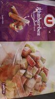 Rhubarbes surgelés - Produit
