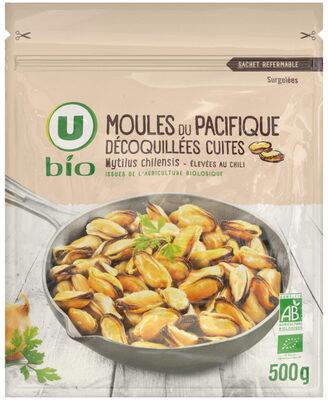 Moules du Pacifique cuites dé-coquillées - Produit - fr