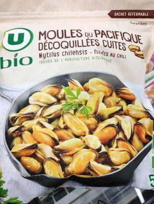 Moules du Pacifique - Product