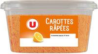 Carottes rapées - Produit - fr