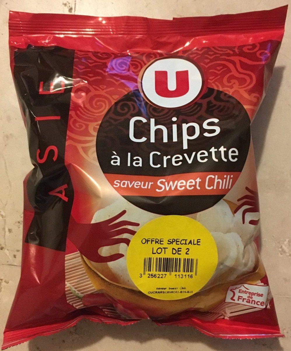 Chips à la crevette - Product