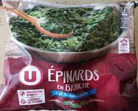ÉPINARDS EN BRANCHE - Product