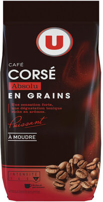 Café corse en grain - Product