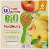 Pots dessert multifruits U_TOUT_PETITS Bio - Product