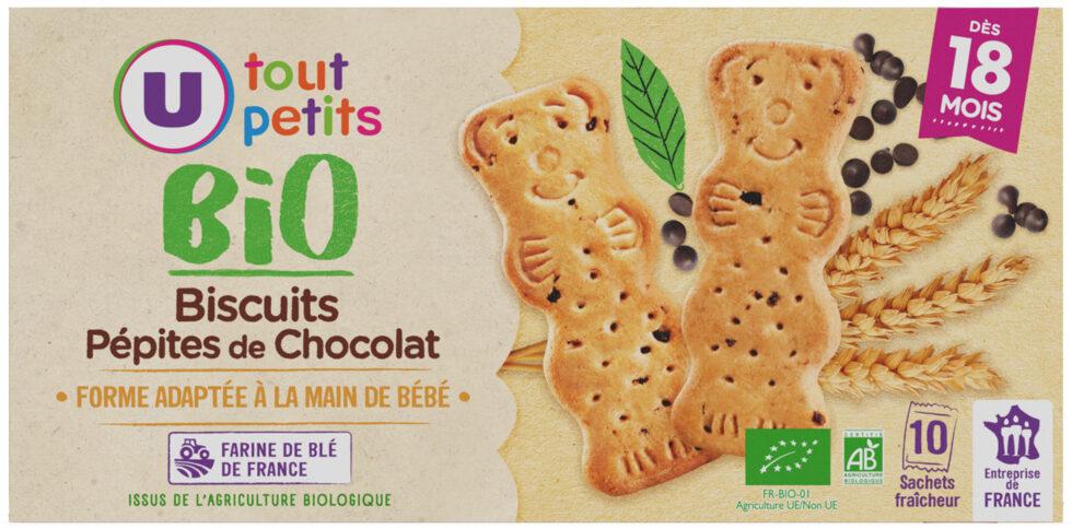 Biscuits pepites chocolat - Product