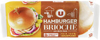 Brioches burger - Product - fr