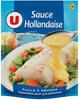 Sauce déshydratée Hollandaise - Produit