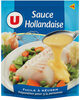 Sauce déshydratée Hollandaise - Product