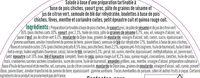 Céréales et quinoa rouge falafels et houmous - Ingredients - fr