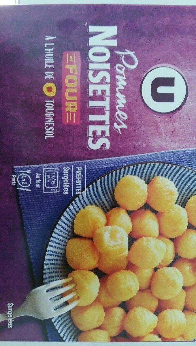 Pommes noisettes - Prodotto - fr