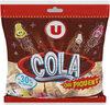 Assortiment cola qui piquent 30% de sucres en moins - Product