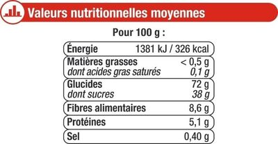 Assortiment cola qui piquent 30% de sucres en moins - Ingrediënten - fr