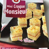 Mini Croque Monsieur - Product - en