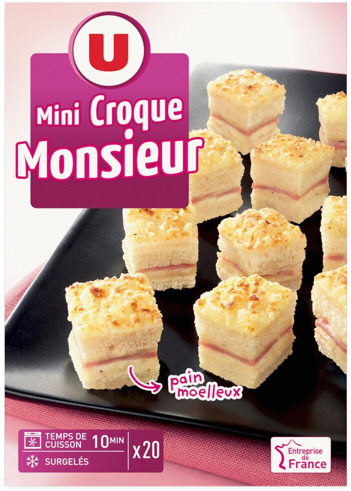 Mini Croque Monsieur - Produit - fr