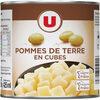 Pommes de terre en cubes - Product