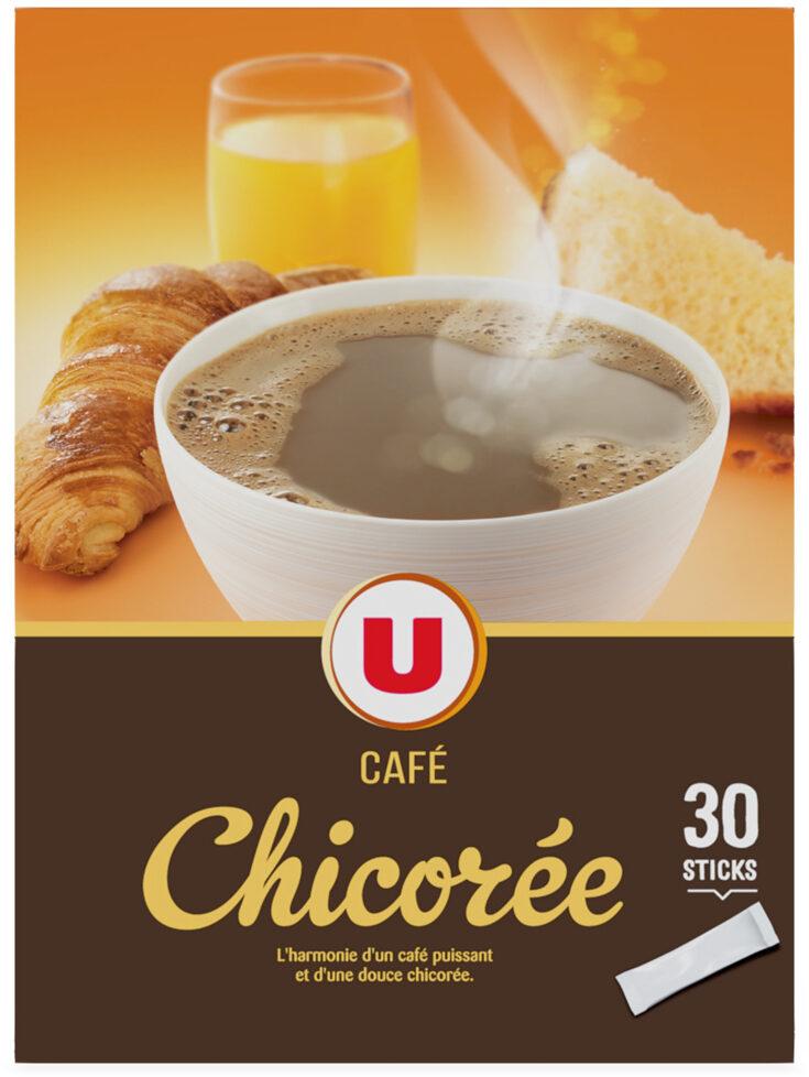 Chicorée café soluble - Product - fr