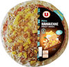 Pizza hawaienne au poulet, ananas et aromatisée curry - Product