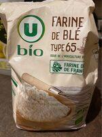 Farine de blé type 65 bio - Product