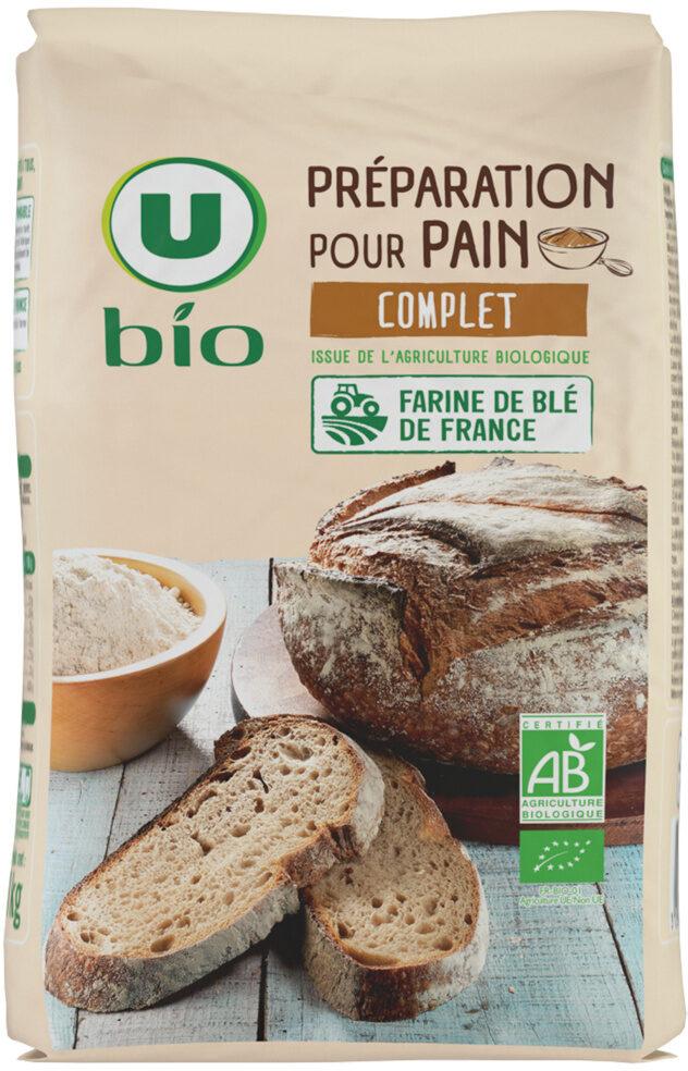 Préparation pour pain complet - Product - fr