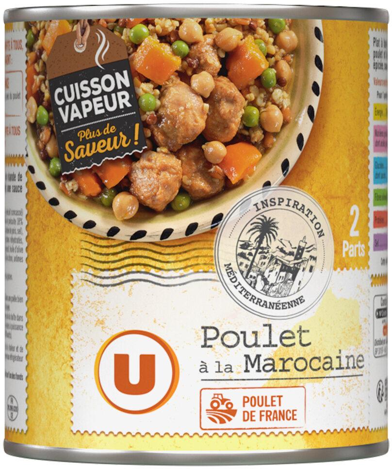 Poulet à la marocaine - Produit - fr