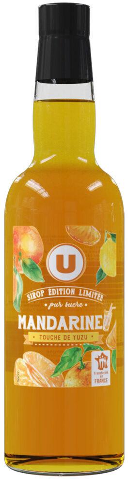 Sirop mandarine - Product