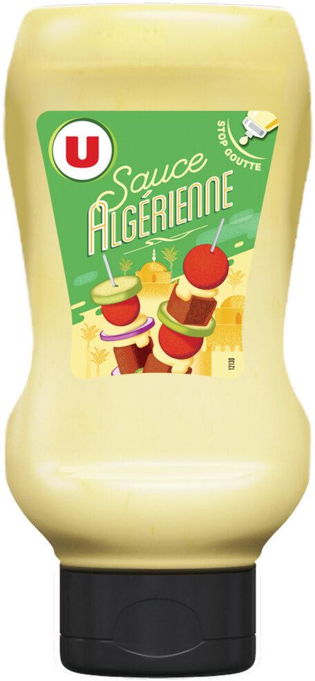 Sauce algérienne - Produit - fr