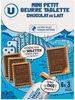 Mini petit beurre tablette chocolat au lait - Product