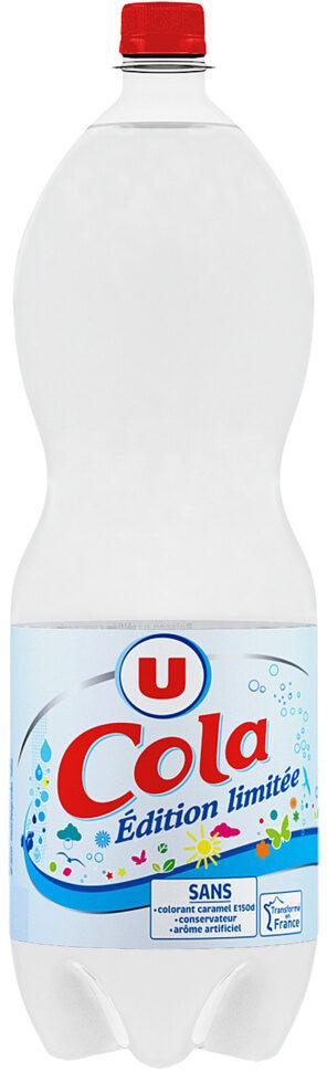 Cola Transparent édition limitée - Product