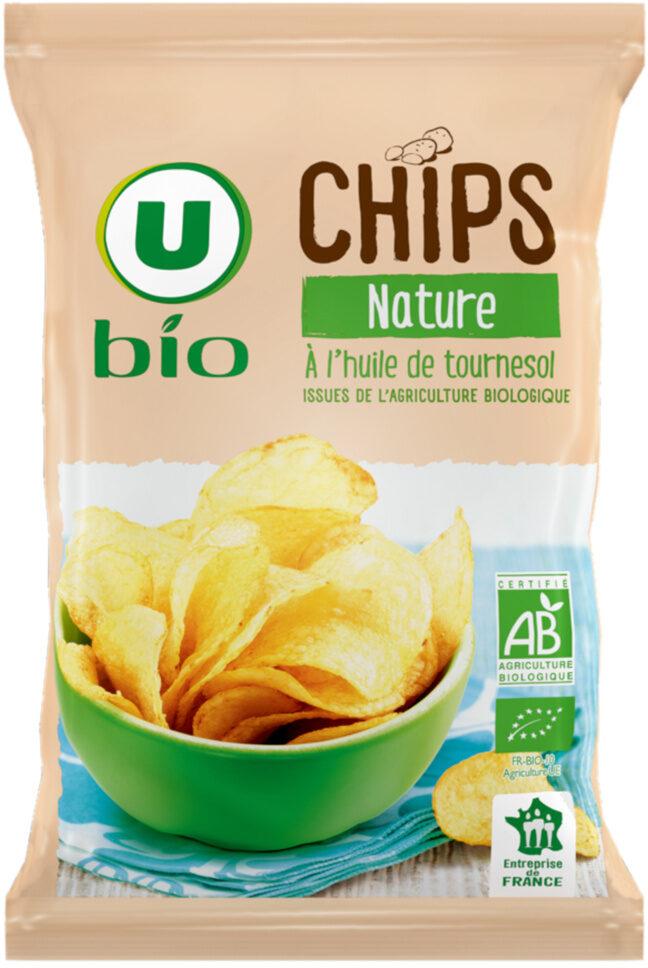 Chips nature bio - Produit
