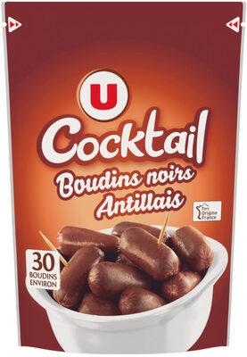 Mini boudin antillais cocktail - Produit - fr