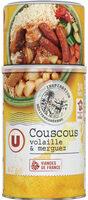 Couscous volaille/merguez - Produit - fr