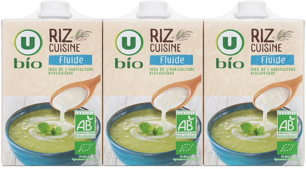 Riz cuisine fluide - Produit - fr