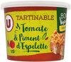 Tartinable tomates et piment d'espelette - Product