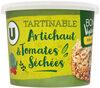 Tartinable artichaud et tomates séchées - Product
