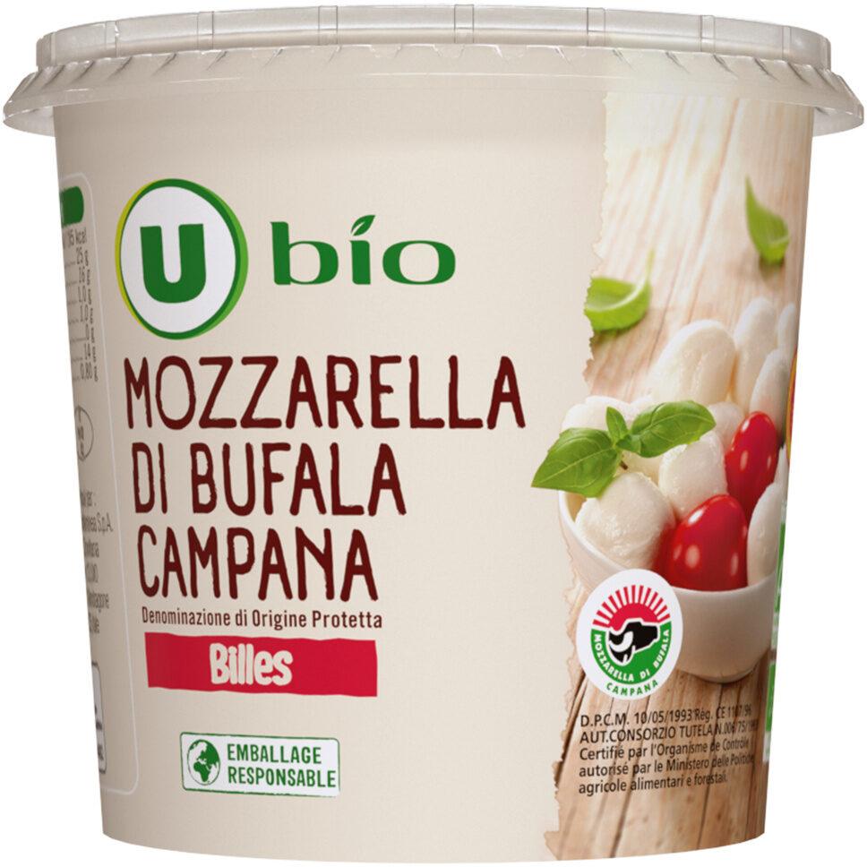 From.pâte filée lt past.bufflonne mozzarella - Product - fr