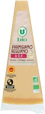 Pointe parmigiano reggiano lait cru 18 mois d'affinage AOP 30%MG - Prodotto - fr