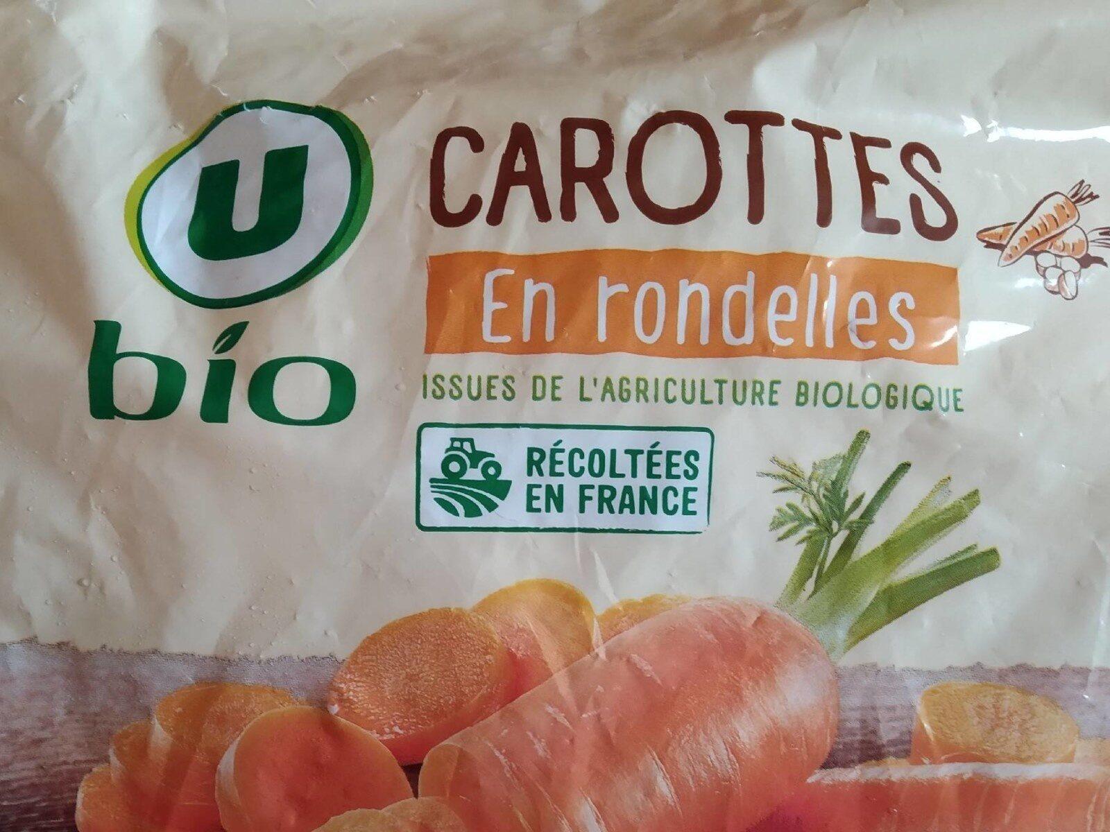 Carottes rondelles - Produit - fr