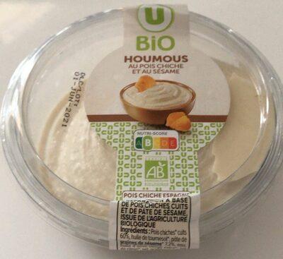 Houmous bio - Produit - fr