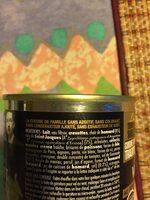 Larzul garniture vol au vent homard noix st jacques - Ingredients - fr