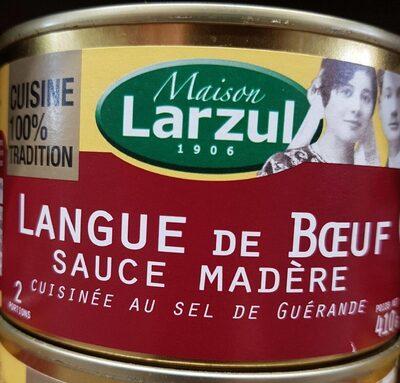 Langue de boeuf - Produit - fr