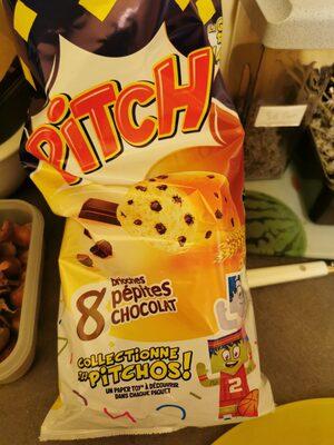 Pitch pépites chocolat x 8 - 33