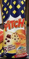Pitch Pépites de Chocolat - Produit