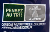 Pitch Pépites de Chocolat - Recycling instructions and/or packaging information - fr
