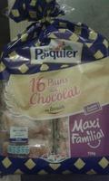 16 Pains au Chocolat au levain - Product
